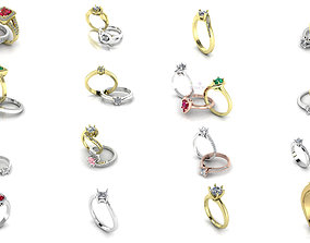 Engagemt Ring Collection High Quality models