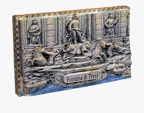 Rome Italy Magnet Souvenir 3 3D printable model