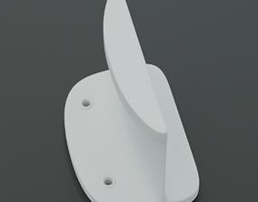 3D Printable Headset Rack