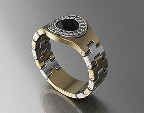 Ring for man 07 09 3D print model