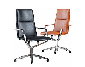 3D model Wilkhahn Conference chair Sola