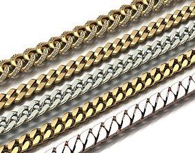 3D printable model Cartier bracelet 5 No