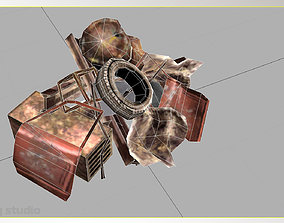 Junk Pile 3D asset