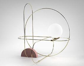 3D model Setareh Table Lamp