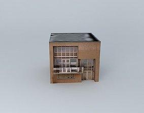 Nienoord Laan 26 spijkenisse Maaswijk 3D model