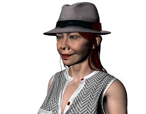 3D model Nicoletta La Famiglia Cavalli