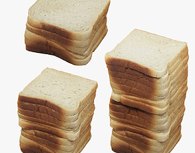 Toast Collection 3D