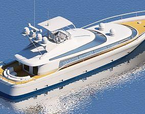 watercraft 3D Boat