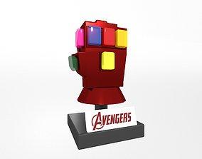 3D asset Lego Infinity Gauntlet v1 003
