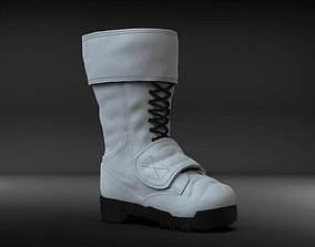3D print model The Punisher style boot