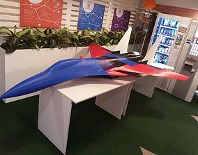 hobby SU 37 printed model