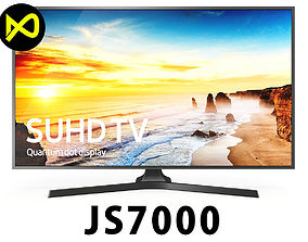 Samsung 4K SUHD JS7000 Series Smart TV 65 3D