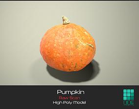 orange 3D Pumpkin