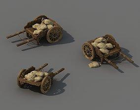 Game Barracks - Food Truck 2 3D model