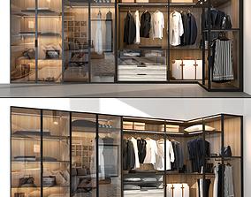 3D wardrobe Molteni C Poliform