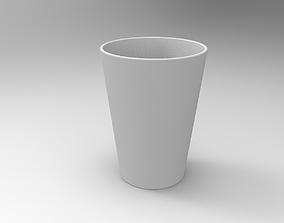 3D print model glass