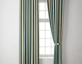 cloth Curtain 3D model