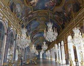 Classic Luxury Hall 3D