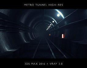 cinematic tunnel 3D