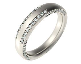 3D printable model Ring 0112