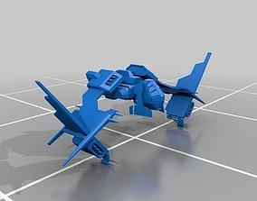 3D print model Minmatar Carrier Drones - Eve Online