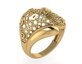 3D printable model New Ring 006