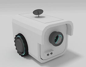 Small Wheeled Probe 3D
