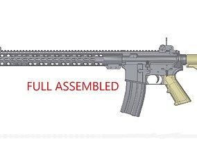 3D model Armalite AR-15
