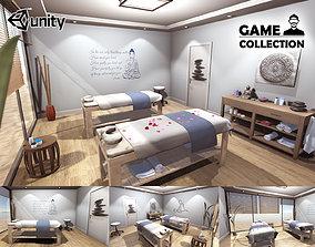Massage Room 3D model