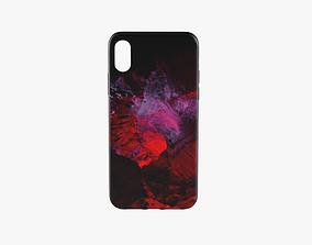 3D asset iPhone XR Case 11