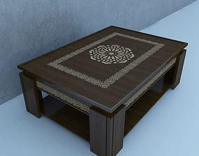 3D morocco Moroccan Table