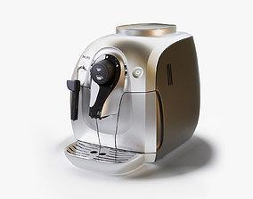 Coffee Maker Philips HD 8649 3D model