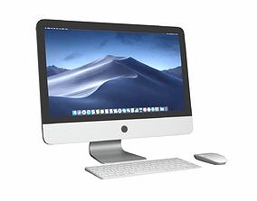 game-ready Apple iMac Low Poly Pbr Model