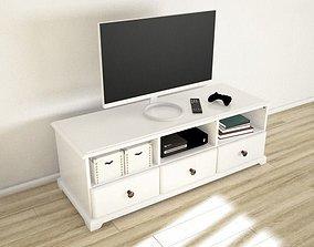 furniture sideboard TV 3D model