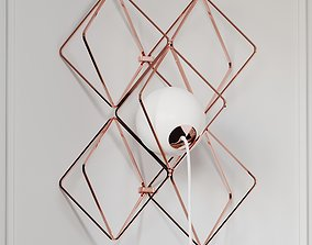 Jack OLantern Small Wall Frame Set by Brokis 3D