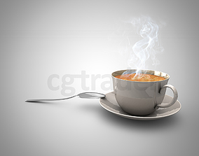 food 3D model Coffee Cup