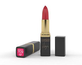 Loreal Paris Colour Riche Collection Exclusive Lipstick 3D