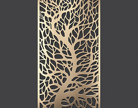 Decorative panel 321 3D model