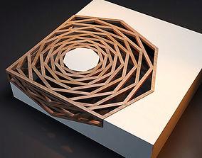 3D Hanako coffee table