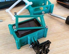 3D printable model Xiaomi yi 4k safe frame