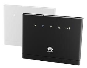 3D model WiFi Router - Huawei B315