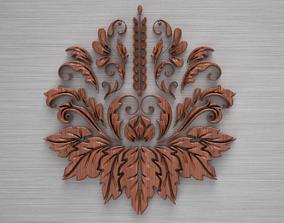 Ornament sq7 by WP 3D model