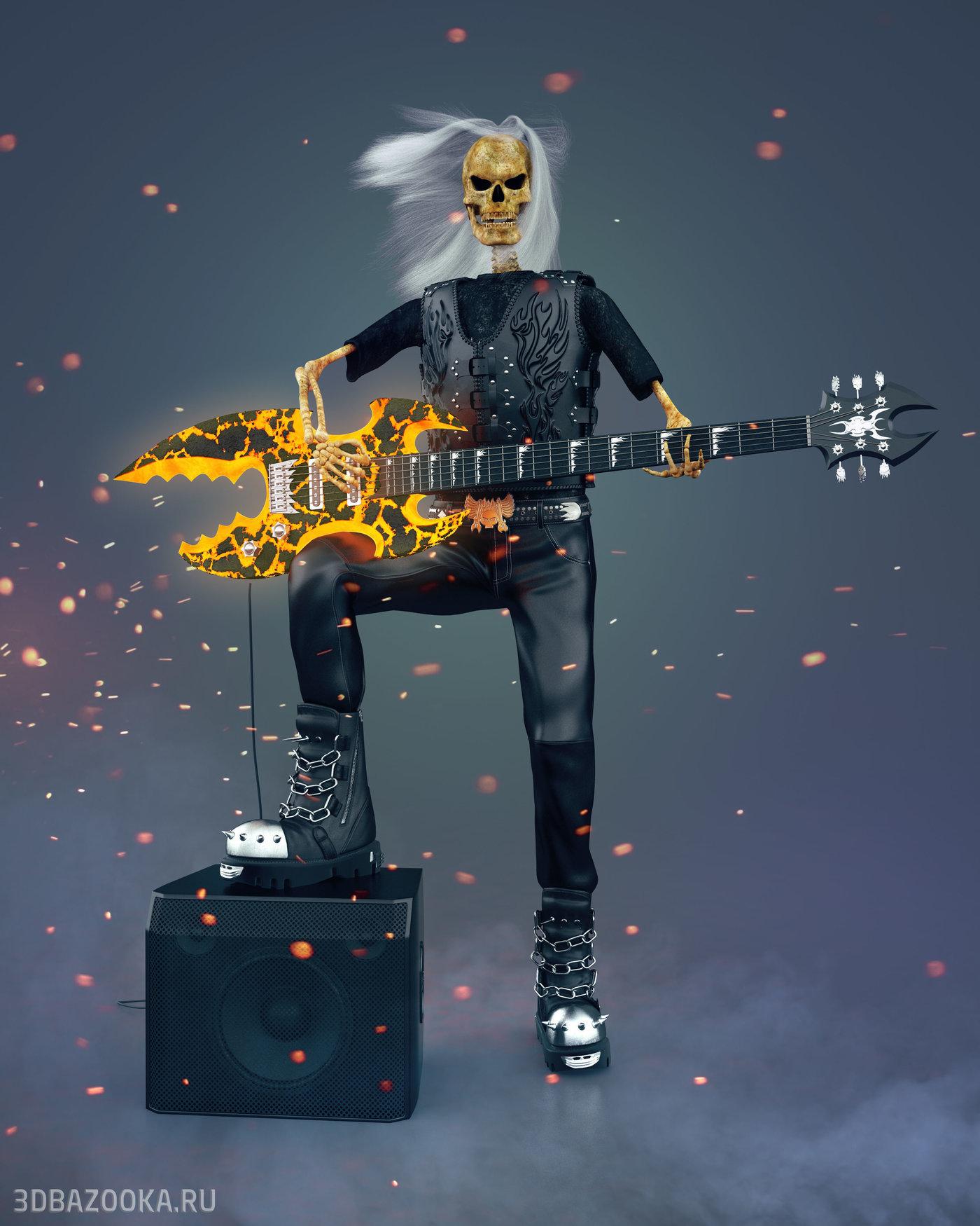 Dead Musician