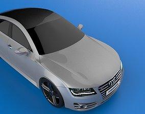 3D Audi Rs7