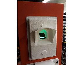 3D printable model Fingerprint sensor support holder