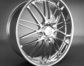 Wheel Rim tire rims 3D