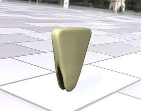 Insulators connection piece 1 - Object 3D model