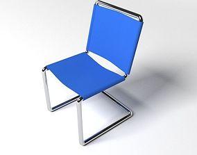 Office chair 3D frame