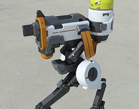3D print model Valorant Killjoy turret prop cosplay