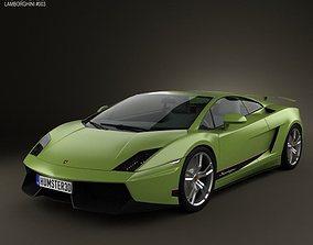 3D Lamborghini Gallardo LP570-4